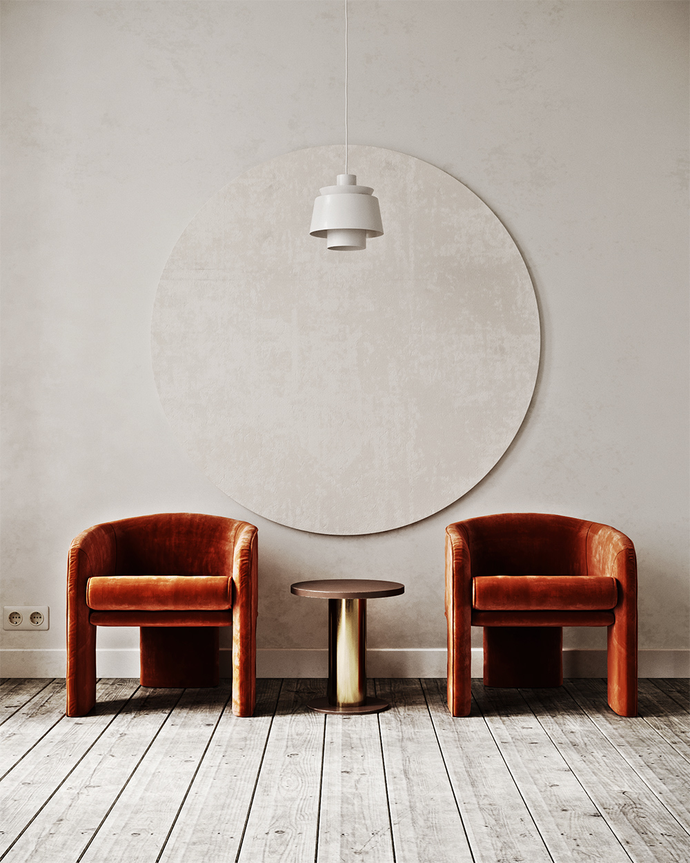 caldo minimalismo
