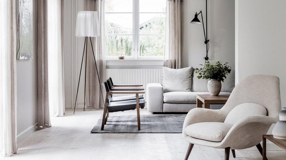 casa a Copenhagen di Kaja Moller, CEO brand design