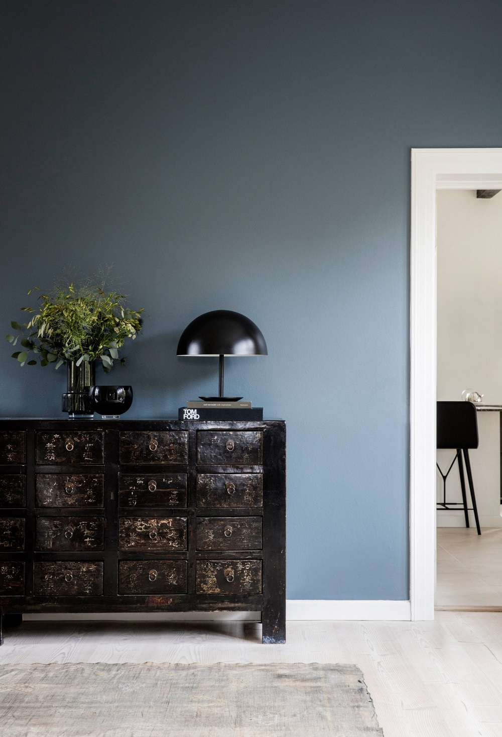casa a Copenhagen di Kaja Moller, CEO brand design scandinavo Fredericia