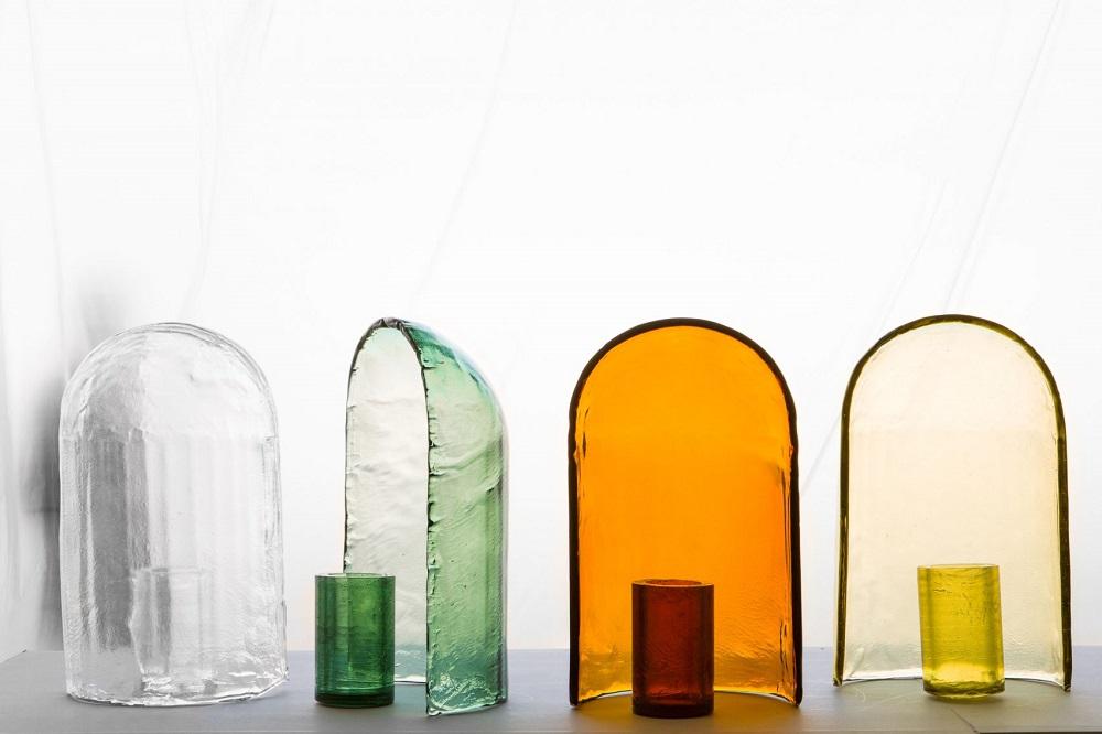 trend archi: Alcova, design by Ronan & Erwan Bouroullec per Wonderglass