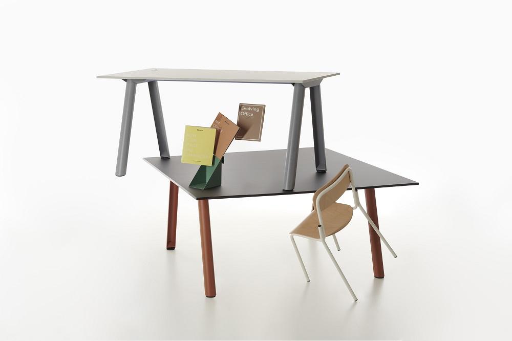 arredi per ufficio di design: collezione Apollo, Manerba