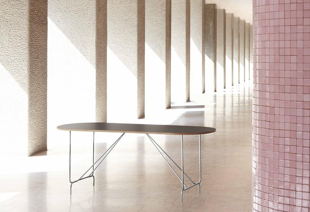 arredi per ufficio di design: collezione Litta, Manerba