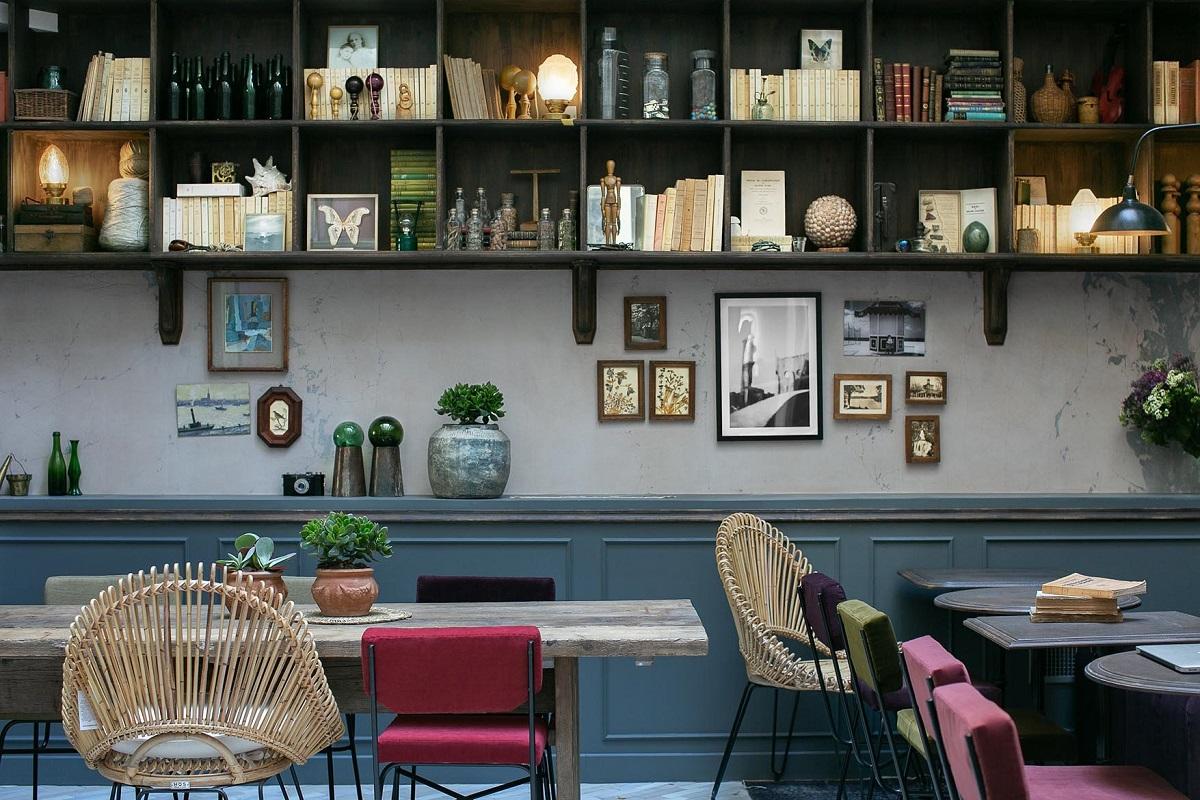 La Planque, boutique hotel Parigi