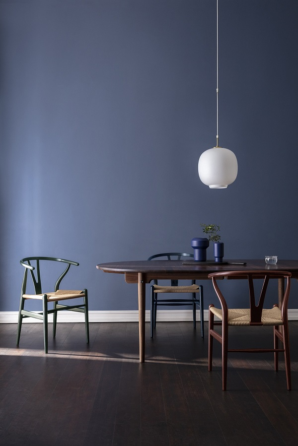 Wishbone Chair di Carl Hansen and Son
