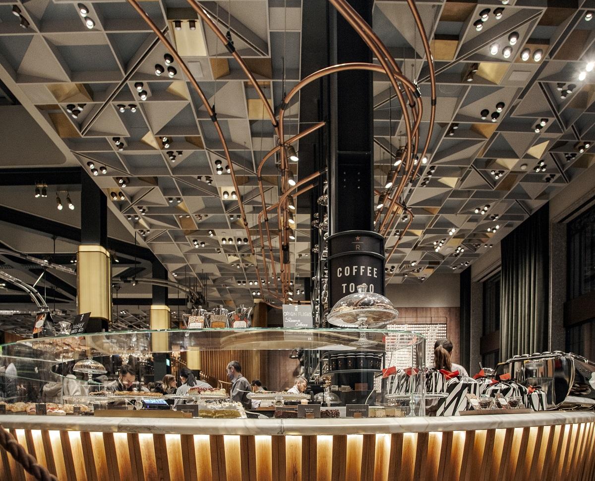 Starbucks Reserve Roastery Milano
