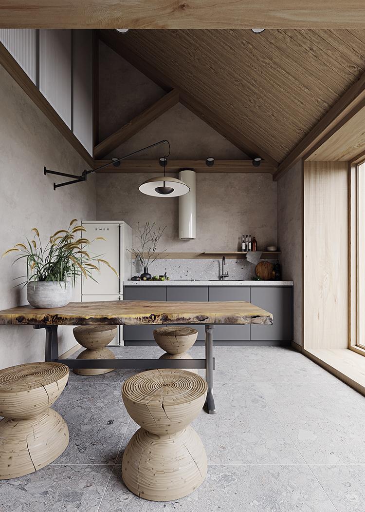 casa texture grezze