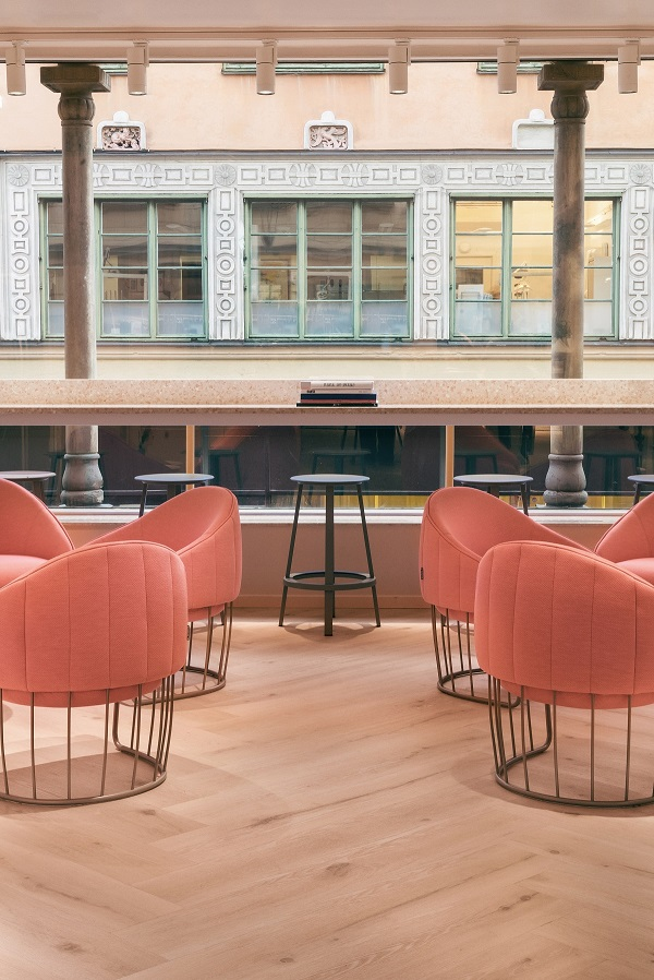 Gina Tricot, interior design by Note Design Studio