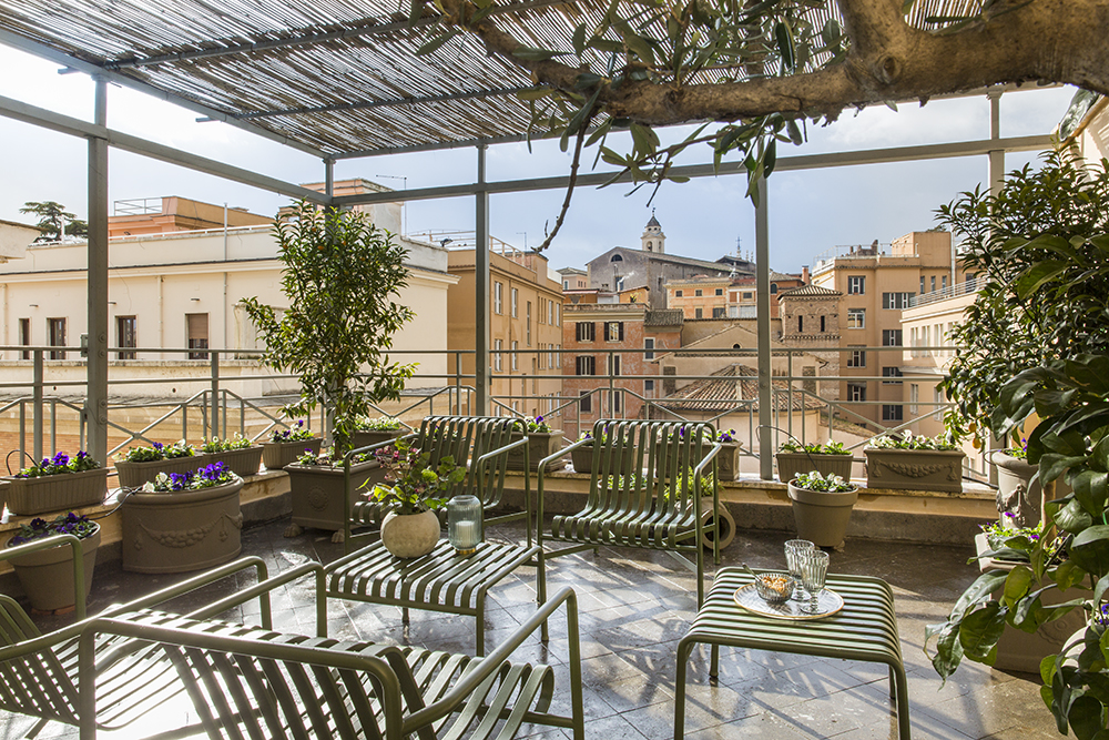 boutique hotel Condominio Monti