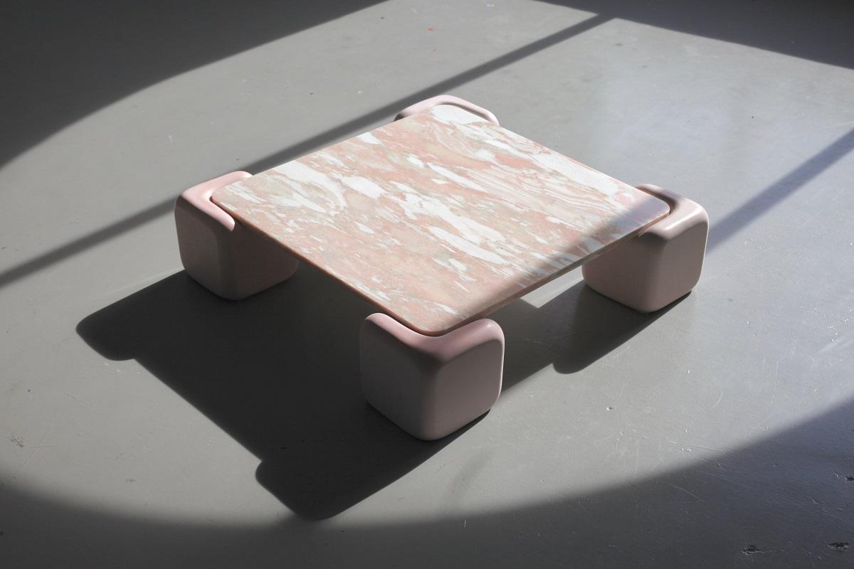 tavolo morbido, Studio Mignone