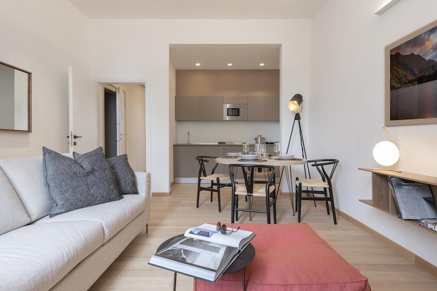 appartamenti Palazzo Matteotti, Firenze