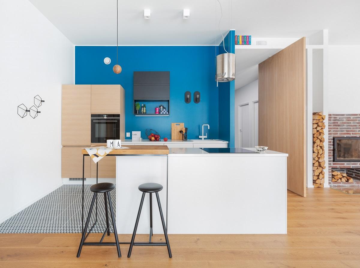 casa blu finlandia